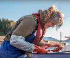 Salmon farming through the eyes of Deja Coupe