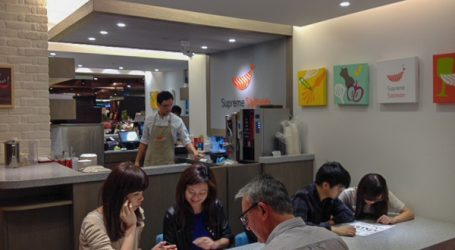 2,000 SupremeSalmon restaurants planned for China and Taiwan