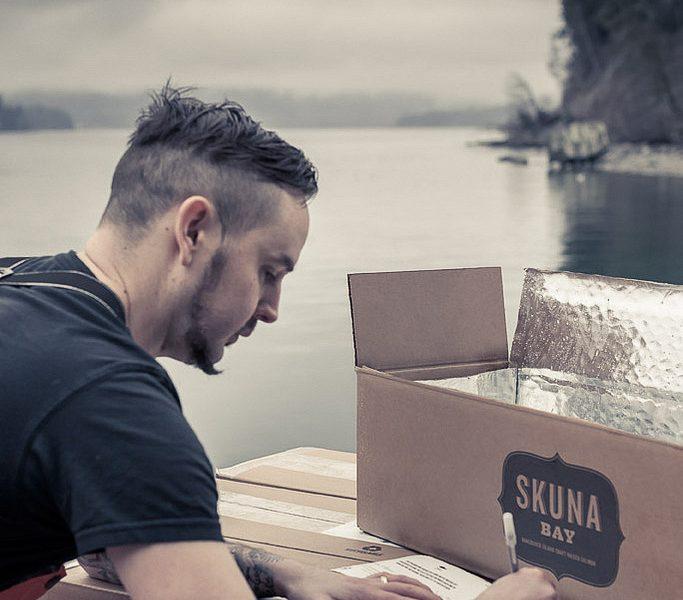 Skuna Bay