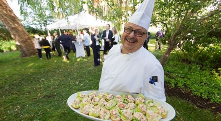 Kitchen getting crowded at BC Seafood Festival