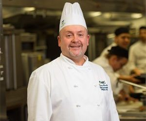 NIC's Chef Bauby will be at the BC Seafood Festival
