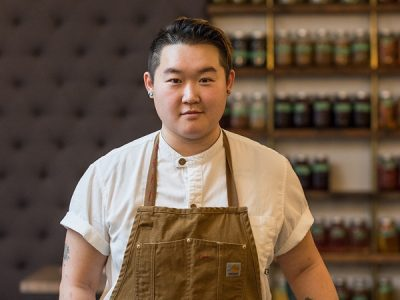 chef Eva Chin