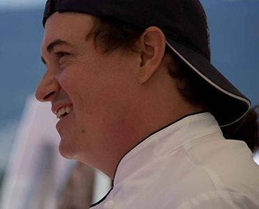 Chef Garrett Schack