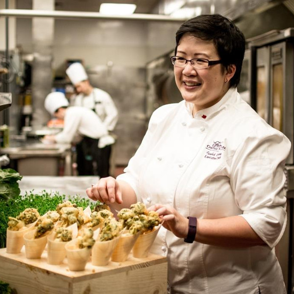 Chef Isabel Chung