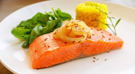 Salmon farmers top eco-efficient animal protein charts: report