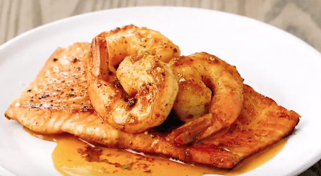 Dreams of summer, seafood recipes, and Salmon New Orleans