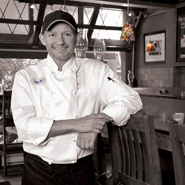 Chef Shaun Spooner