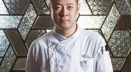 From Shanghai to BC Seafood Fest, meet Chef Tony Su