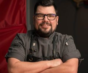 Chef Whittaker takes to the kitchens at the BC Seafood Festival