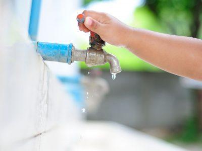 land based RAS and water usage
