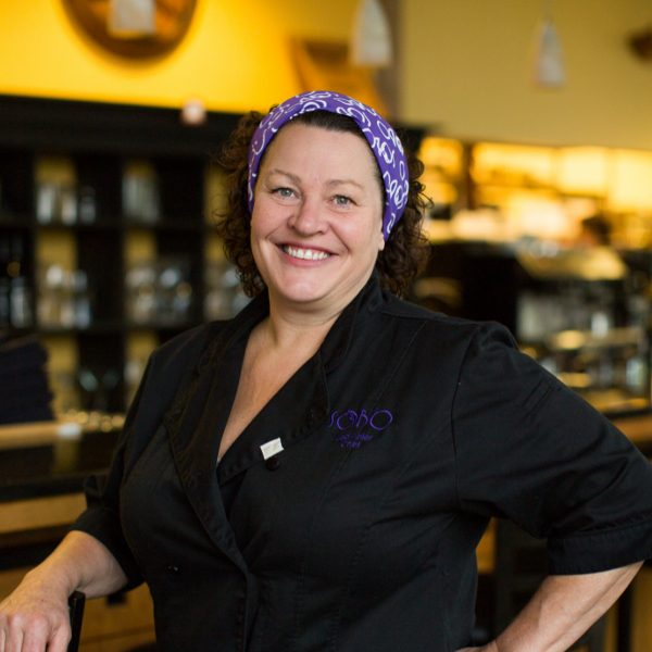 Chef Lisa Ahier
