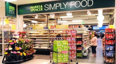 Iconic UK retailer Marks and Spencer (M&S) backs salmon farming