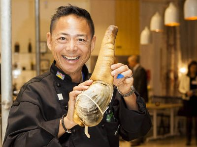 Geoduck BC Seafood