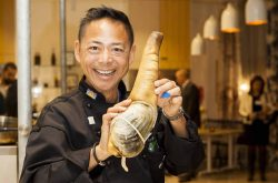 Geoduck to be the star of BC Seafood Expo