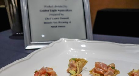 Noted and Quoted at Seafood West 2018