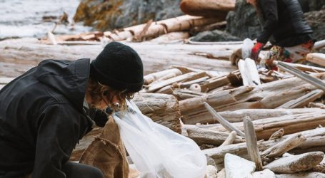 Canadian plastic challenge aims to clean up our oceans