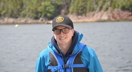 Aquaculture Ambassador: Liam O'Leary