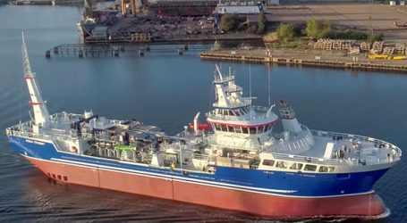 "Sea lice ""game-changer"" ship arrives in British Columbia"
