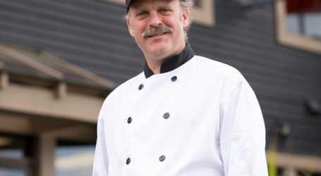 Chef Nigel McMeans will be at BC Seafood Expo