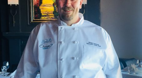 Executive Chef Richard Benson will be at BC Seafood Expo