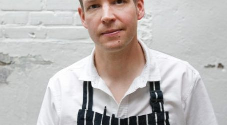 Chef Lee Cooper, Coquille Fine Seafood, will be at the BC Seafood Festival