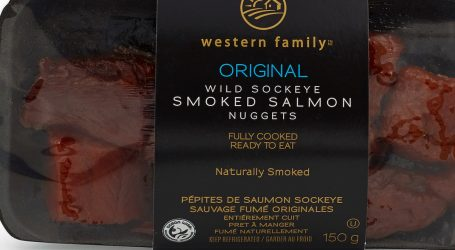 Wild smoked salmon product recalled after Listeria fears