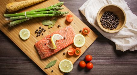 Eat more salmon to keep bowel cancer at bay