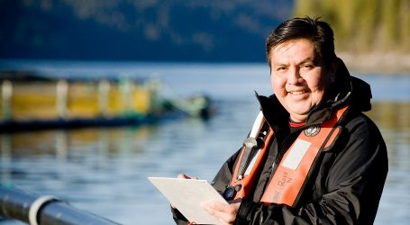 All of Mowi's Campbell River fish farms now ASC certified