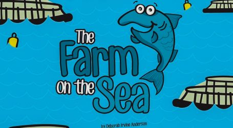 Children's book The Farm on the Sea