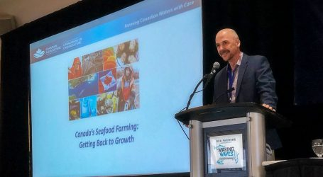 Canada's seafood farmers aim for a healthier and wealthier planet
