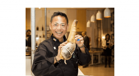 Nathan Fong connected the world to B.C. seafood