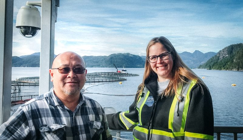 Grieg Seafood celebrates 20 years in BC