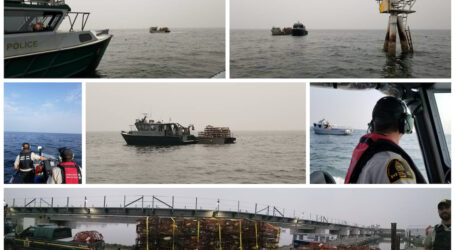 Illegal fishing enforcement teams seize hundreds of commercial trap gear