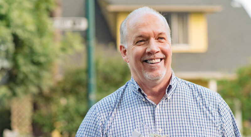 NDP Premier John Horgan will have to deal with a new cabal of activist-politicians and an emerging coalition of NGOS.