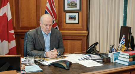 In an open letter to NDP leader Horgan, 21 BC mayors call for quick approvals involving the aquaculture, forestry, mining and energy sectors.