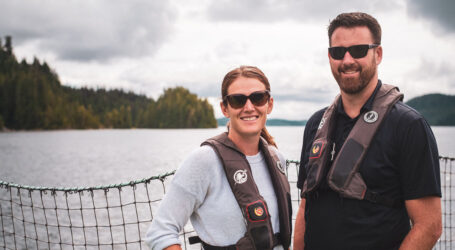 BC salmon farmers plan $1.4 billion in investments