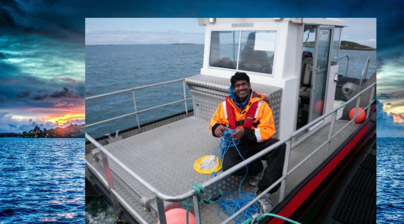 Farming fish will reduce pressure on wild fish and technology in the industry will improve wild fish stocks affected by climate change.