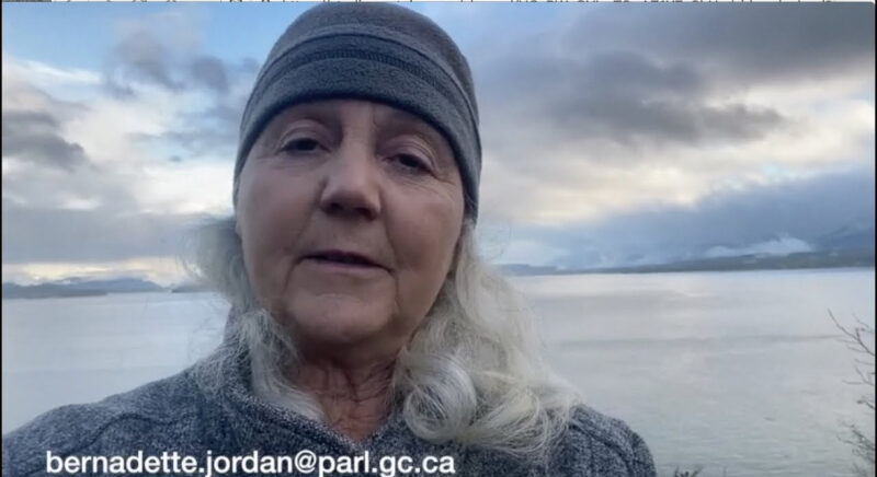 In a rambling conspiracy-laden letter, anti-salmon farm activist Alexandra Morton, accuses Canada's Department of Fisheries and Oceans of being a criminal organisation