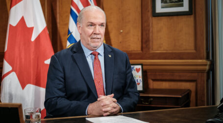 BC Premier John Horgan takes aim at federal aquaculture decision, as calls mount for anti-salmon farm activist groups to be held accountable for spreading false information