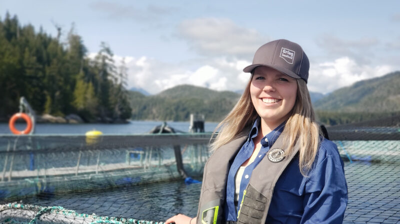 """""""What most people don't realize is that our industry is built with employees who have nothing but love, appreciation, and passion for our oceans and wild ecosystems."""""""