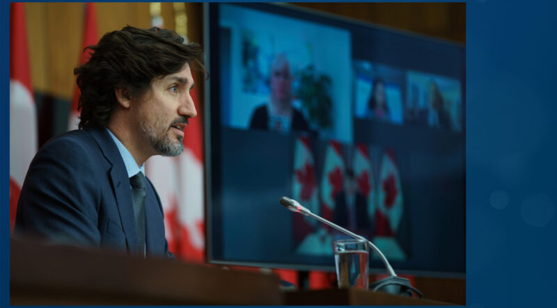 When it comes to aquaculture, especially salmon farming, Prime Minister Justin Trudeau is speaking out of both sides of his mouth with a Green New Deal