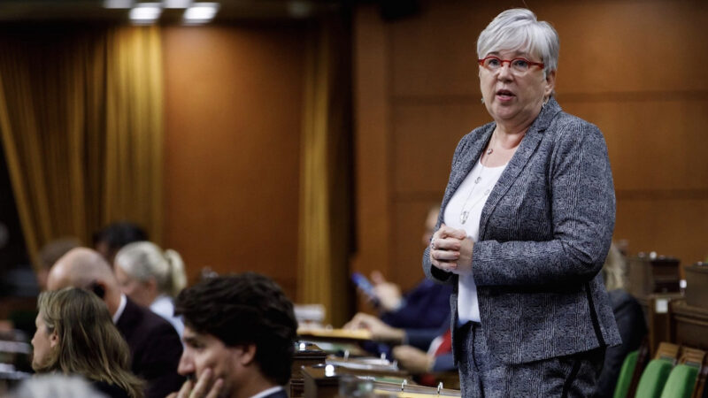Canada's Fisheries Minister Bernadette Jordan distances herself from anti-salmon farm activist but her words ring hollow to First Nations and the coastal communities in BC, that depend on aquaculture
