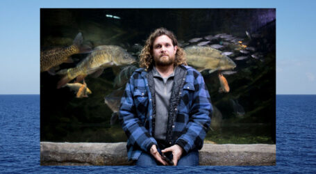 """""""Irrational"""" anti-salmon aquaculture activist to face court hearing"""