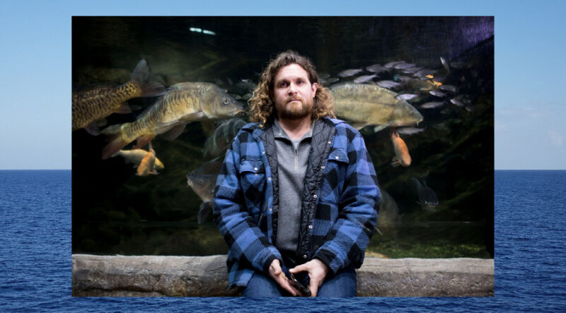 Anti-aquaculture activist's actions in Scotland mirror some of the bullying and harassment experienced by employees of BC-based salmon farmers
